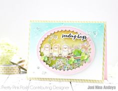 New Release Available! Sending hugs   Pretty Pink Posh by Joni