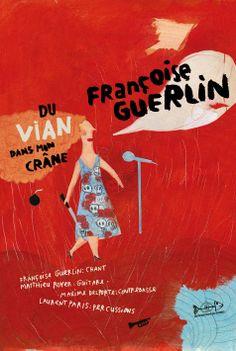 affiches : Frederique Bertrand