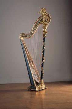 Museo dell'Arpa Victor Salvi > Harps in the cinema