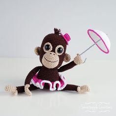 "Smartapple Creations - amigurumi and crochet: Amigurumi design contest ""Circus"""