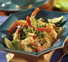 Thai Shrimp Stir-Fry www.cookingclub.com