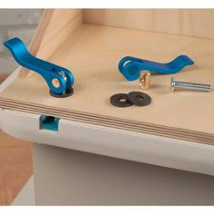 Rockler 1/4''-20 Cam Clamp for Woodworking Jigs - Amazon.com