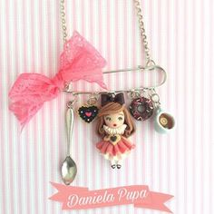 Fondant Toppers, Pasta Flexible, Cold Porcelain, Clay Crafts, Cute Girls, Polymer Clay, Drop Earrings, Dolls, Jewelry