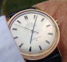 Vintage Omega Constellation Chronometer Cal 712 Circa 1960s - omegaforums.net