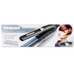 Toni & Guy Tourmaline Colour Lock Digital Ceramic Straightener 25mm