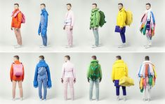 Si Chan - Menswear Collection – Hiver 2012-2013.