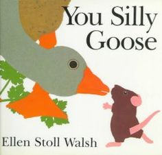 Tuesday, January 28, 2014. A silly goose mistakes a mouse for a fox until the real fox arrives and sets her straight.