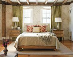 HappyModern.RU | Спальня в стиле прованс (45 фото): романтика средневековой Франции | http://happymodern.ru