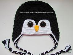 Touca Pinguim...
