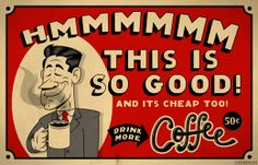 mmmmm morning coffee...still as good...not so cheap!