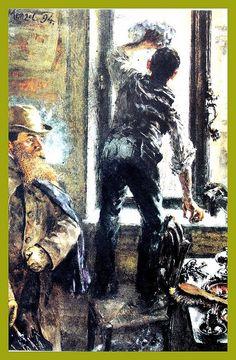 Image018   par yanpetro Adolf Von Menzel, Explore, Painting, Art, Art Background, Painting Art, Kunst, Paintings, Gcse Art