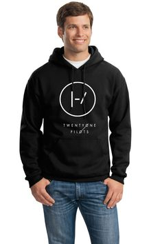 Twenty One Pilots HOODIE Different Colors Available by StylenSA
