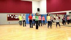 Truck Stop - Line Dance (Dance & Teach in English & 中文)
