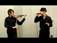 Canon Rock By beatbox and violin