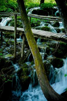 Plitvice Lakes National Park via Beer Time With Wagner
