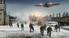 Two New Factions for Company of Heroes 2 The Western FrontArmies - Two brand new factions will be hitting Segas awa [] Hero Wallpapers Hd, Company Of Heroes 2, Eastern Front Ww2, Summer Drawings, Theme Pictures, Game Info, Guild Wars, Red Army, Strategy Games