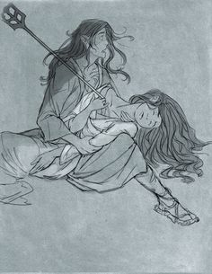 Aredhel and Maeglin.....this hurts greatly.