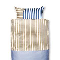 Design House Stockholm Rand pussilakana light blue