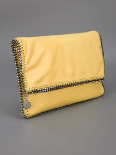 STELLA MCCARTNEY Clutch Bag •ƒƒ•