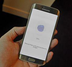 Yeni gelen bilgilere göre Samsung parmak izi okuyucu sensörü üzerine çalışmalar sürdürüyor. işte Samsung parmak izi okuyucu sensör çalışması!