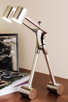 Learn to Max Artistic LED Desk Table Lamp
