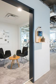 Gallery Of Bench Accounting Office Interiors / Perkins+Will   9