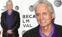 Michael Douglas looks gaunt at Tribeca Film Festival panel