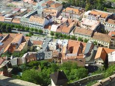 Here's an easy quiz for those who know Slovakia: name this town!