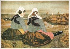 moser - paysannes bretonnes