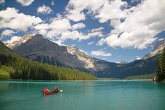 Join REI for breathtaking scenery while hiking and rafting the Canadian Rockies. Visit the stunning sites of Banff, Jasper, and Lake Louise.