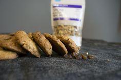 Granola Hermit Cookies  http://mazrafoods.com/spiced-raisin-walnut-hermit-cookies/