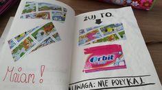 Podesłała Paulina Alicja Tomiałowicz #zniszcztendziennikwszedzie #zniszcztendziennik #kerismith #wreckthisjournal #book #ksiazka #KreatywnaDestrukcja #DIY
