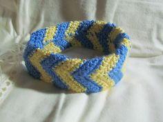 Ravelry: Chasing Chevrons Inspired Headband pattern by Ronda Goetz
