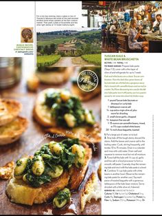 1 month healthy dinner meal plan week 2 less chubbsy wubbsy tuscan kale and white bean bruschetta forumfinder Choice Image