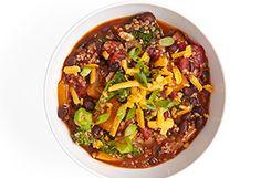 Quinoa-Black Bean Chili Recipe - Oprah.com