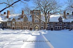 Princeton University's Rockefeller College the morning after record snowfall from Winter Storm Jonas January 24 2016. #Princetagram #PrincetonUniversity #RockefellerCollege #WinterStormJonas #Blizzard2016 #PrincetonPhotographer #HuangMenders To see insider views and behind-the-scenes follow us on Instagram: http://bit.ly/HMPhoto1 Facebook: http://bit.ly/HMPFB Wordpress: http://bit.ly/HMWPress
