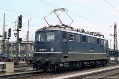 BR 110  Deutsche Bundesbahn