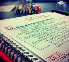 Organized Charm: How to Take Better Class Notes