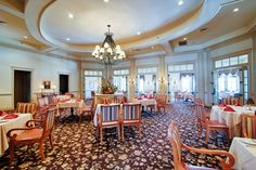 Hagerstown Maryland Fountain Head Country Club Fine Dining