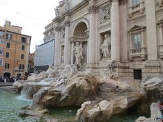 Wishing to return to Rome. Rome Train Map, Places To Travel, Places To Visit, Trevi Fountain, Top Destinations, Train Travel, Italy Travel, Places Ive Been