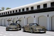 Mr and Mrs SLS AMG