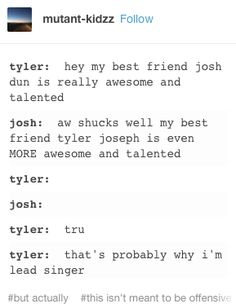 why does this actually sum them up