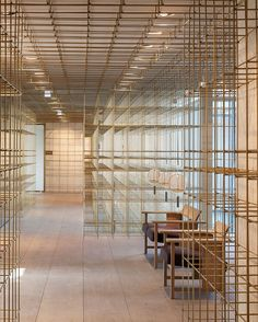 Bold as brass: Neri & Hu design an impactful Sulwhasoo flagship