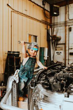 Baby Boy Photos, Boy Pictures, Cute Baby Pictures, Baby Boy Photography, Children Photography, Baby Mechanic, Baby Christmas Photos, Boy Photo Shoot, Cute Baby Names