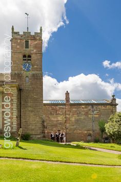 Groom outside the church before his wedding at Weston Park Weston Park, Groom, Wedding Photography, Mansions, House Styles, Manor Houses, Grooms, Villas, Mansion