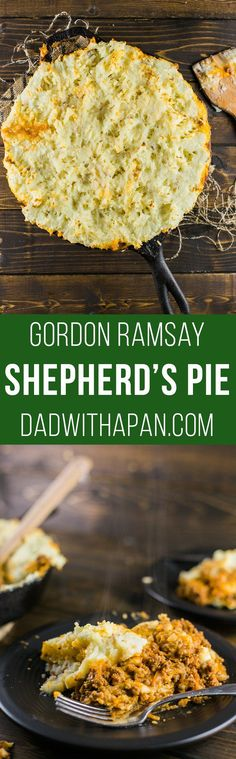 Shepherd's Pie Gordon Ramsay Style - REVISITED - Dad With A Pan
