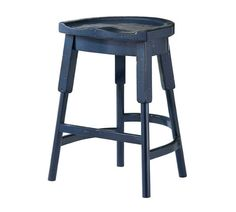 Hawkins Counter Stool, by Theodore Alexander, in Custom Cobalt Finish Bar Counter, Counter Stools, French Provincial Home, Theodore Alexander, Cobalt, Dining Rooms, Furniture, Legs, Home Decor