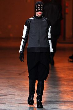 Rick Owens | Fall 2012 Ready-to-Wear Collection | Vogue Runway