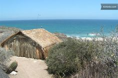 Solar Powered Palapa Ver w / oceano! in San Jose Del Cabo, Baja California Sur from $35 per night