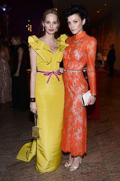 Analizamos el estilo de la estilista y celebrity Lauren Santo Domingo: modelo
